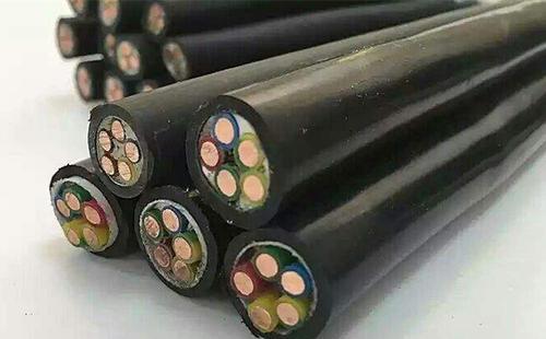 电缆回收的结构是怎么样的?